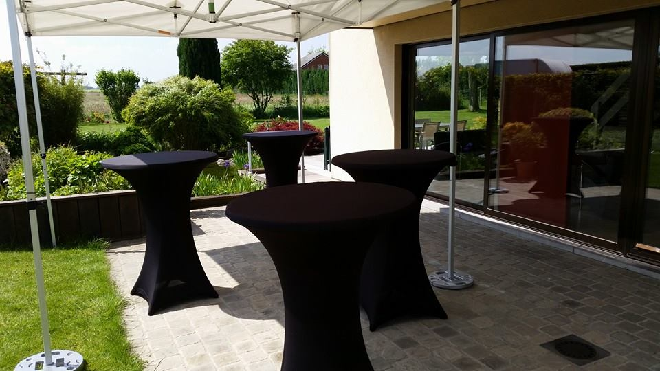 Location tables hautes
