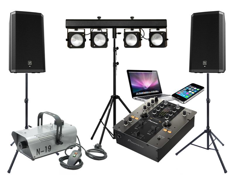 Location Kit Sonorisation 100€