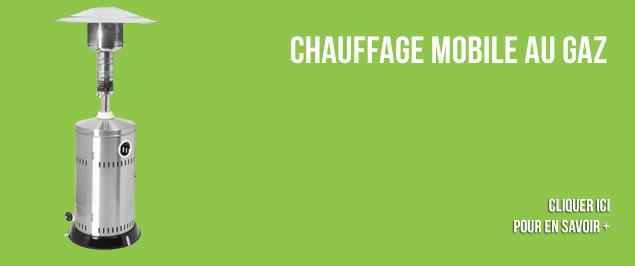 Location Chauffage Champignon